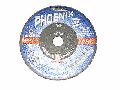 """PACK OF 5 3"""" 75MM X 1MM X 10MM EXTRA THIN CUTTING DISC"""