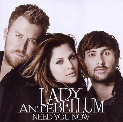 Cd*Lady Antebellum**Need You Now***Nagelneu & Ovp!