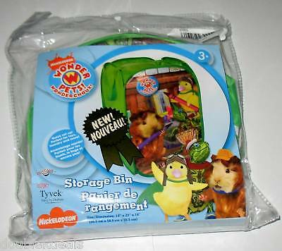 Nip Wonder Pets Pop Up Toy Box / Laundry Hamper / Bin
