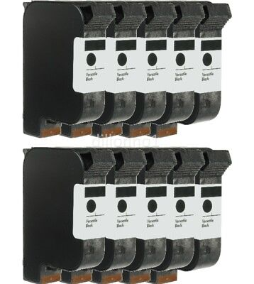 10-PK For HP C8842A Black For HP8842, For HP 8842, For HPC8842