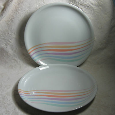 Block Vista Alegre Harmony SWINGTIME Dinner Plates 2