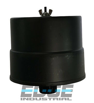 "NEW Inlet Filter Silencer for air compressor 1.5""  #19P"