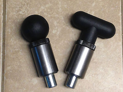 """1/2"""" Pop Pins Spring Loaded T Or Ball Handle"""