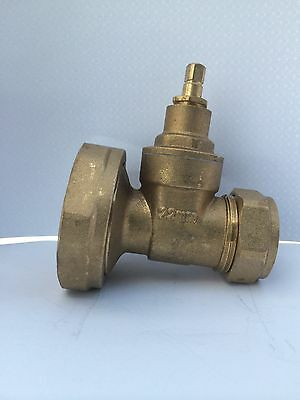 22mm Compression Gate Valve Pump Type