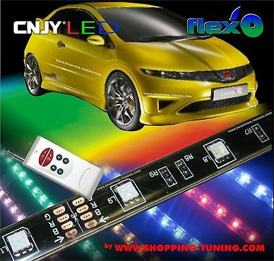 Kit Bas De Caisse Led Neon Smart Cabrio City Coupe