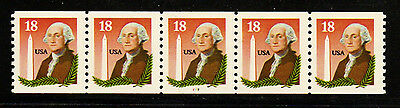 #2149 Washington   PNC-5  Pl #1112 - MNH