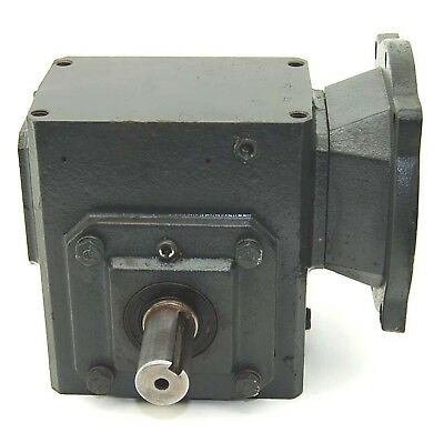 New! Morse 206Q140L15 C-Face 15:1 Speed Reducer 140TC