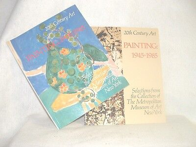 20th Century Art (Painting 1905-1945 and 1945-1985)