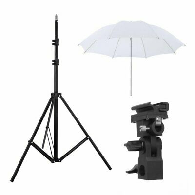 Meking W803 Light Stand+Flash Bracket Mount+Umbrella/Flash Speedlite Accessories