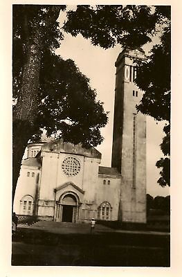 Cp Afrique Guinee Conakry La Cathedrale