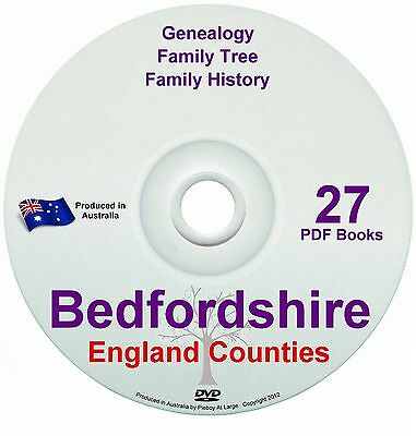Family History Tree Genealogy Bedfordshire