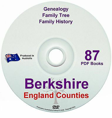 Family History Tree Genealogy Berkshire