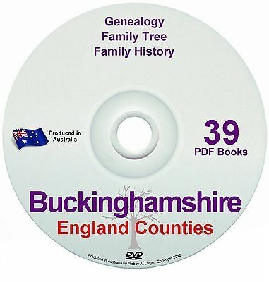Family History Tree Genealogy Buckinghamshire