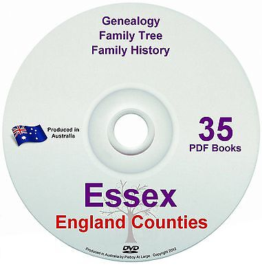 Family History Tree Genealogy Essex