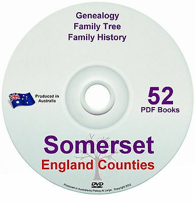 Family History Tree Genealogy Somerset