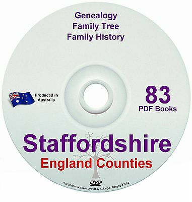 Family History Tree Genealogy Staffordshire