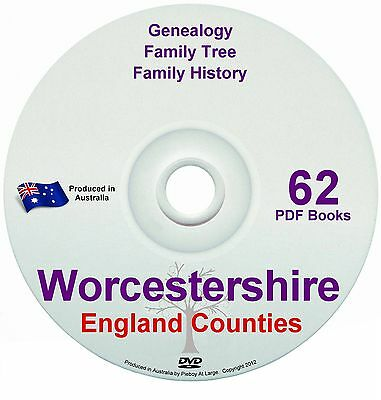 Family History Tree Genealogy Worcestershire