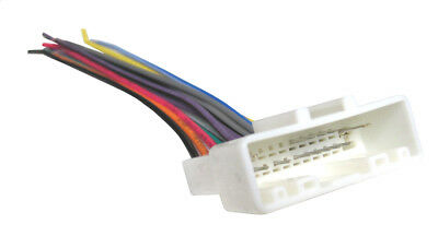 2007-11 Nissan Radio Harness to Aftermrkt Stereo Wiring