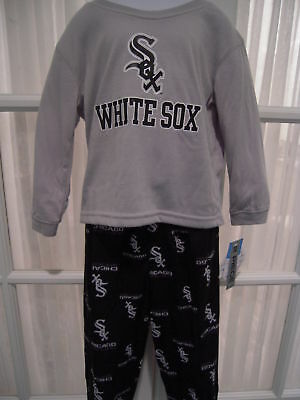 NWT MLB Chicago White Sox Little Kids Pajamas- 2 piece: 4--7