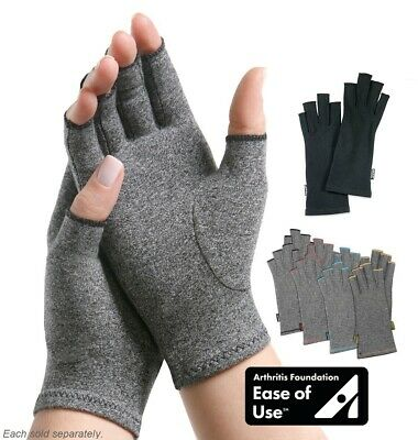 Imak Arthritis Gloves, Mild Compression - Size/Accent Color Options - NEW