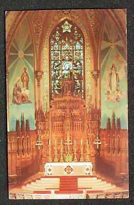 1960s Cathedral of Immaculate Conception Fort Wayne IN