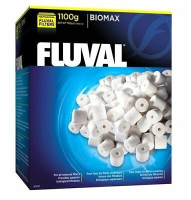 Hagen Fluval Biomax Rings Fish Tank Filter Media 1100G
