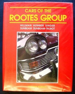 Cars Of The Rootes Group Hillman Humber Singer Sunbeam