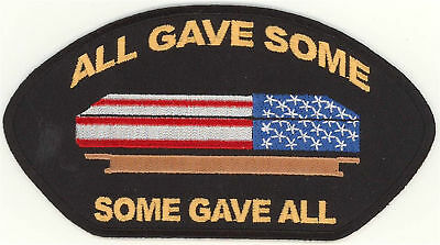 91101 All Gave Some Gave All  Shoulder Patch Hat
