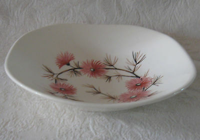 Edwin Knowles CORAL PINE Fruit Dessert Bowl (s)