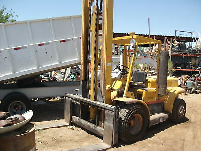 Hyster Forklift 13000Lbs In Az Runs Great Look!!!!!!!!!