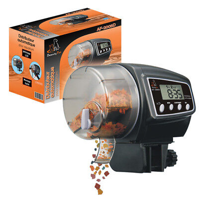 Distributeur Automatique De Nourriture Poisson Aquarium