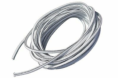 """3/8"""" x 50' USA Shock Cord Bungie Coated Rubber Rope Stretch Bungee Tarp Tie Down"""