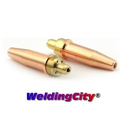 WeldingCity Propane/Natural Gas Cutting Tip GPN-0 #0 Victor Oxyfuel Torch | USA