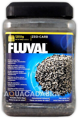 HAGEN FLUVAL ZEO-CARB EXTERNAL FILTER TANK MEDIA 1200g