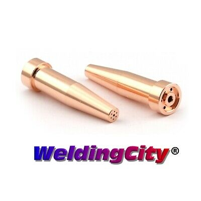 WeldingCity Acetylene Cutting Tip 6290-00 #00 Harris Torch | US Seller Fast Ship