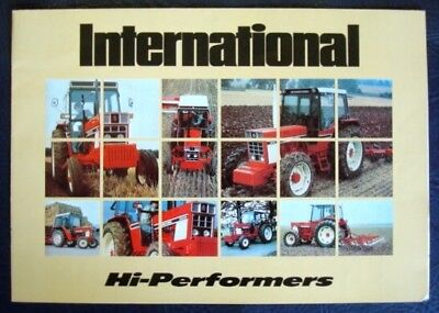 International Harvester Hi Performers Brochure 1970's?