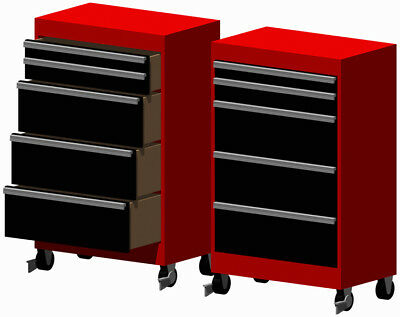 Tool Chest Dresser Woodworking Plan by Plans4Wood