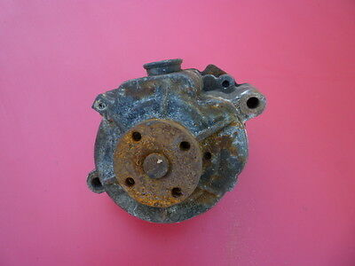 1966 1967 Mustang 289 Smog T/E Thermactor Pump Core Engine Block C7OE-9B447-B