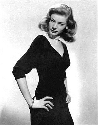"""LAUREN BACALL AS MARIE 'SLIM' BROWN Poster Print 24x20"""" lovely image 190007"""