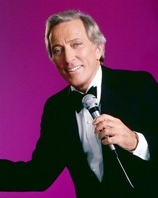 ANDY WILLIAMS Poster Print 24x20""