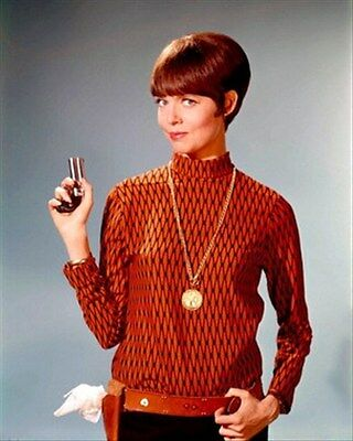 """BARBARA FELDON AS AGENT 99 FROM GET Poster Print 24x20"""" cool photo 259988"""