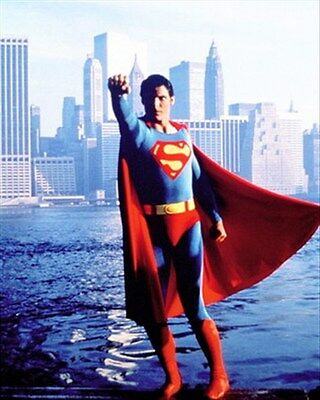 """CHRISTOPHER REEVE AS SUPERMAN/CLARK Poster Print 24x20"""" cool photo 252883"""