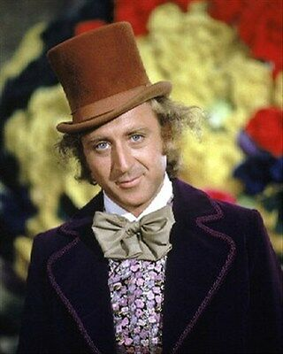 """GENE WILDER AS WILLY WONKA FROM WIL Poster Print 24x20"""""""