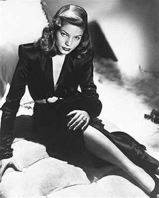 """LAUREN BACALL Poster Print 24x20"""" iconic pic 173588"""