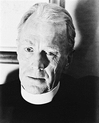 """MAX VON SYDOW AS FATHER LANCASTER M Poster Print 24x20"""" great for fans 166072"""
