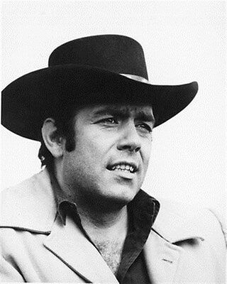 """PERNELL ROBERTS AS ADAM CARTWRIGHT  Poster Print 24x20"""""""