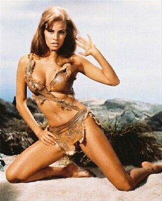 RAQUEL WELCH AS LOANA FROM ONE MILL Poster Print 24x20""
