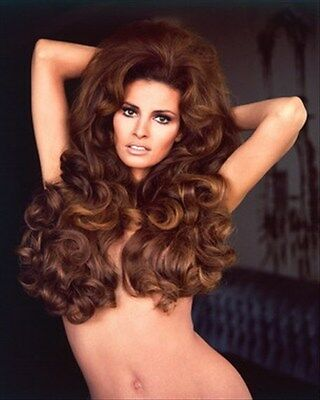 "RAQUEL WELCH Poster Print 24x20"" classic image 255481"