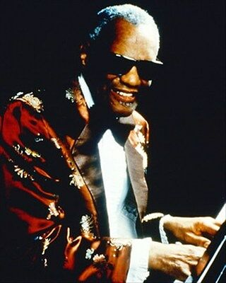 """RAY CHARLES Poster Print 24x20"""" classic pic 266870"""
