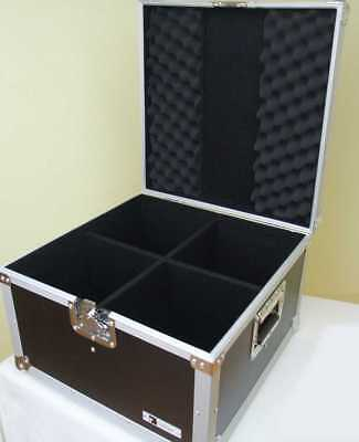 Transport Case für 4x PAR-56 Spot kurz Scheinwerfer Flight Case Box ROADINGER